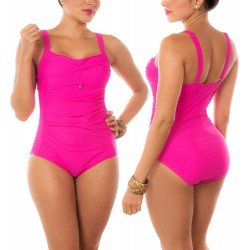 PRAIE One Piece Swimsuit REF: 2132 Ceñido *Tummy Control
